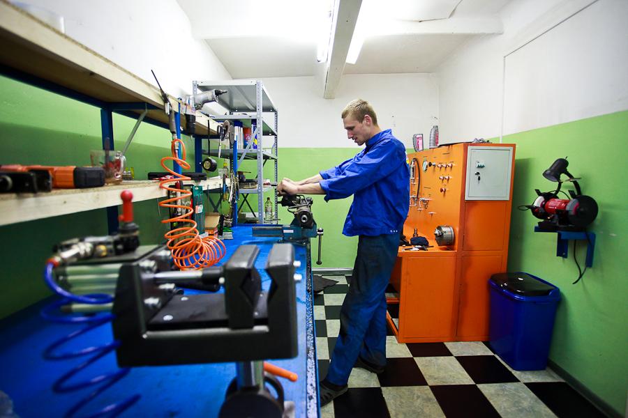 ремонт рулевых реек сергиев посад